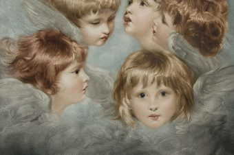 Welcome to Cherubs in the Clouds