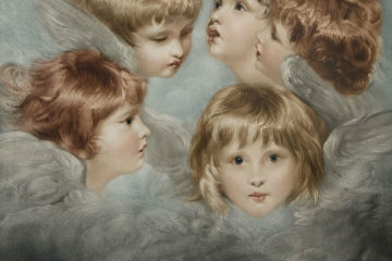 Cherubs in the Clouds Vintage & Antique Jewellery & Collectibles